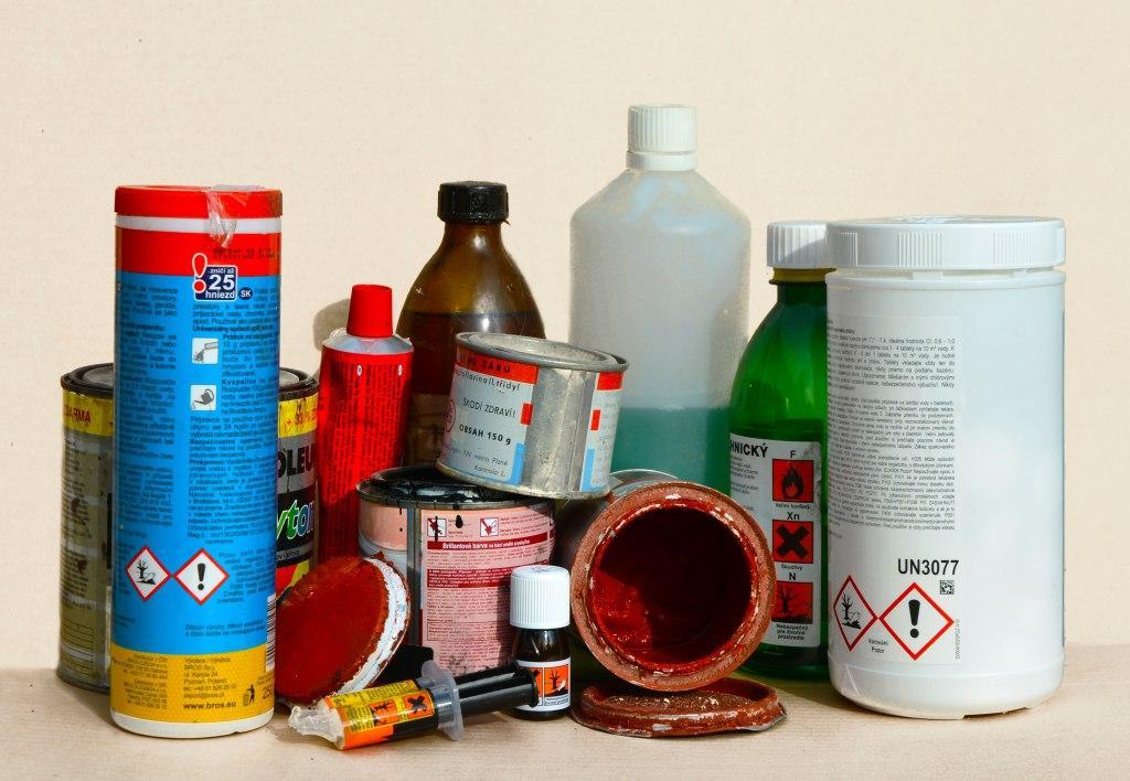 Zber nebezpečného odpadu: 25.9.2021
